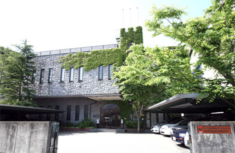 The head office of JDC at Sasebo